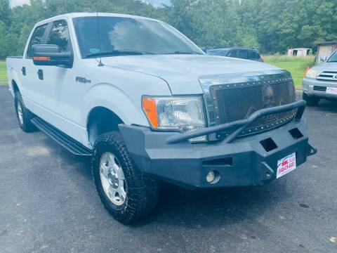 2011 Ford F-150 for sale at MBL Auto Woodford in Woodford VA
