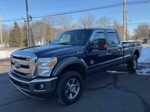2014 Ford F-350 Super Duty for sale at A 1 Motors in Monroe MI
