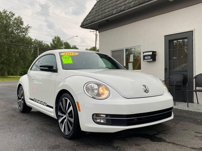 2012 Volkswagen Beetle for sale at Vantage Auto Group Tinton Falls in Tinton Falls NJ