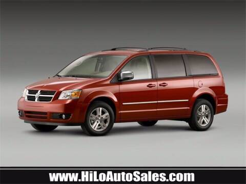 2010 Dodge Grand Caravan for sale at Hi-Lo Auto Sales in Frederick MD