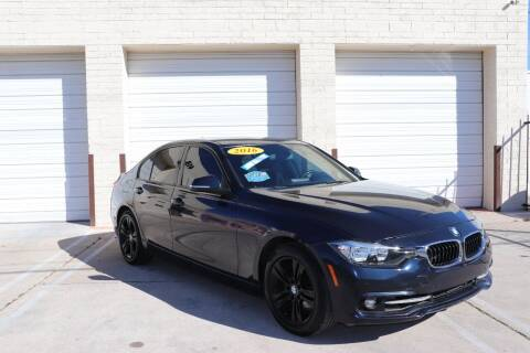 2016 BMW 3 Series for sale at MG Motors in Tucson AZ