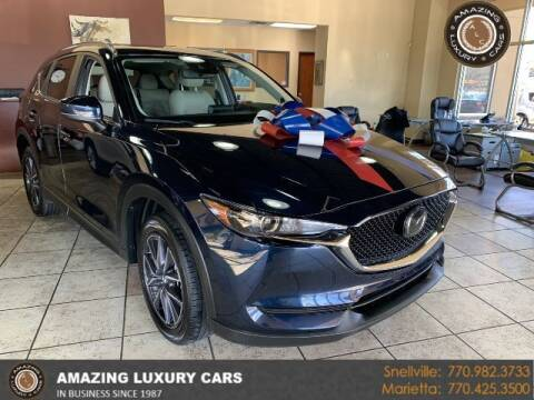 2018 Mazda CX-5 for sale at Amazing Luxury Cars in Snellville GA