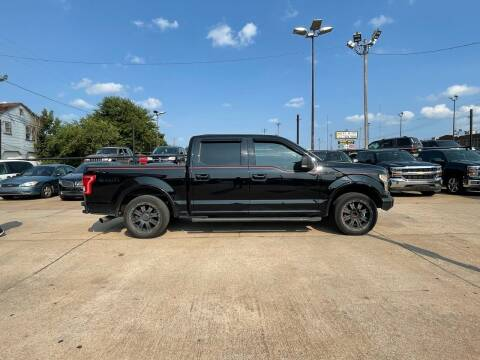 2016 Ford F-150 for sale at Southwest Sports & Imports in Oklahoma City OK