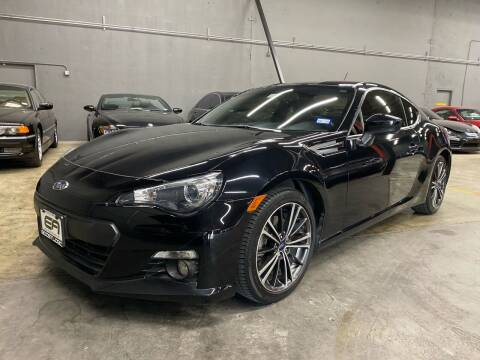 2014 Subaru BRZ for sale at EA Motorgroup in Austin TX
