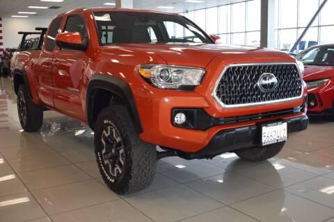 2018 Toyota Tacoma for sale at Legend Auto in Sacramento CA