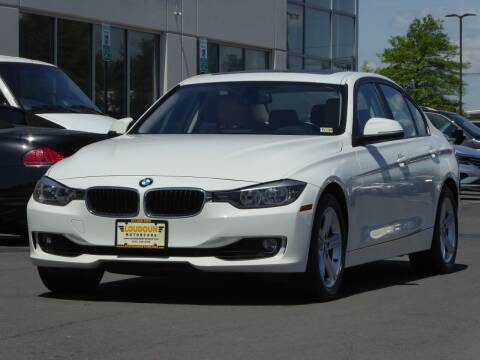 2013 BMW 3 Series for sale at Loudoun Motor Cars in Chantilly VA