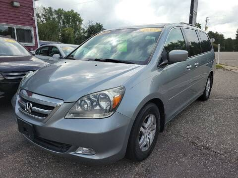 2007 Honda Odyssey for sale at Hwy 13 Motors in Wisconsin Dells WI