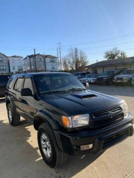 2001 Toyota 4Runner for sale at Classic Car Deals in Cadillac MI