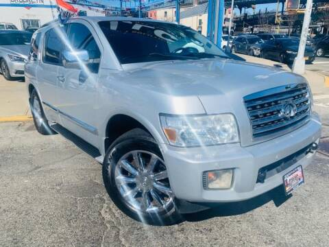 2008 Infiniti QX56 for sale at Excellence Auto Trade 1 Corp in Brooklyn NY