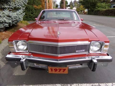 1977 Buick Skylark for sale at Signature Auto Sales in Bremerton WA