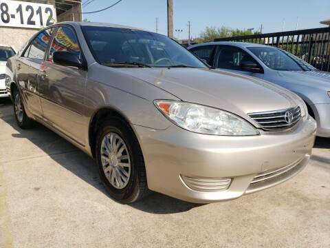 2006 Toyota Camry for sale at Best Royal Car Sales in Dallas TX