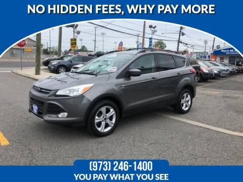 2014 Ford Escape for sale at Route 46 Auto Sales Inc in Lodi NJ