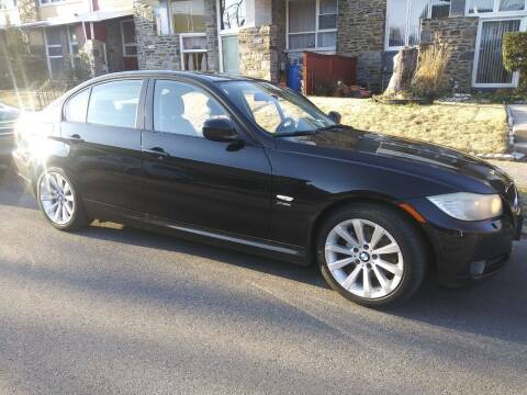 2011 BMW 3 Series for sale at K J AUTO SALES in Philadelphia PA