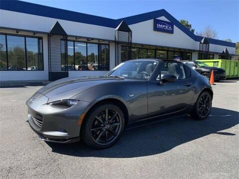 2017 Mazda MX-5 Miata RF for sale at Impex Auto Sales in Greensboro NC