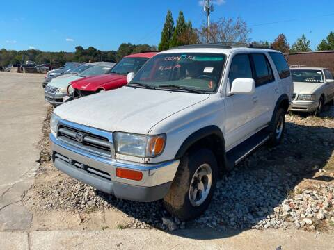 1997 Toyota 4Runner for sale at Encore Auto Parts & Recycling in Jefferson GA