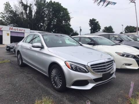 2016 Mercedes-Benz C-Class for sale at Bay Motors Inc in Baltimore MD