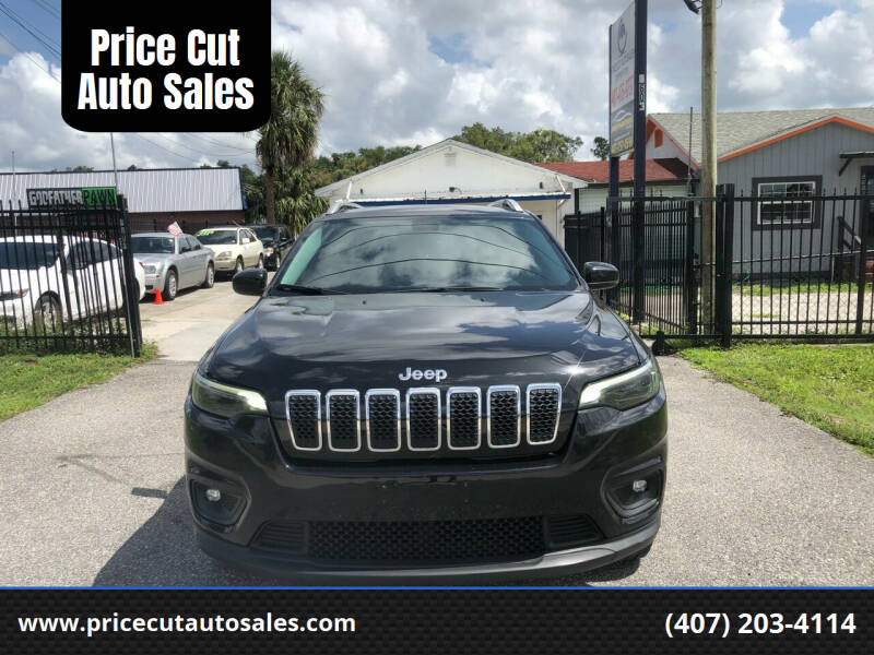 2019 Jeep Cherokee for sale at Price Cut Auto Sales in Orlando FL