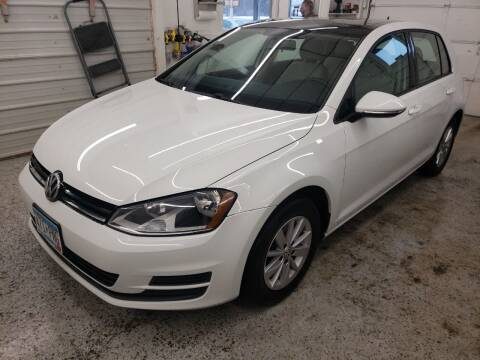2015 Volkswagen Golf for sale at Jem Auto Sales in Anoka MN