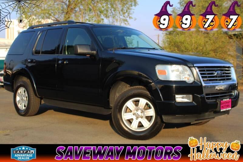 2010 Ford Explorer for sale at Saveway Motors in Reno NV