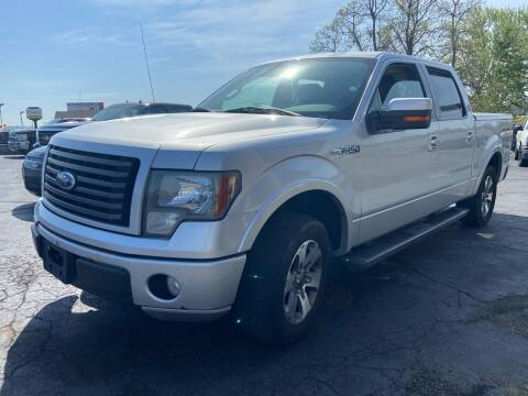 2010 Ford F-150 for sale at International Motor Co. in St. Charles MO