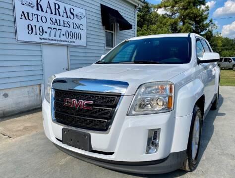 2010 GMC Terrain for sale at Karas Auto Sales Inc. in Sanford NC