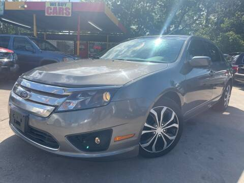 2010 Ford Fusion for sale at Cash Car Outlet in Mckinney TX