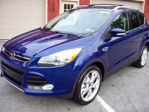 2013 Ford Escape for sale at Clift Auto Sales in Annville PA