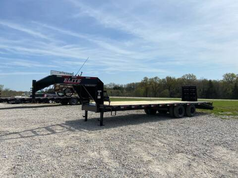 2021 Elite 28' Deck Over for sale at Ken's Auto Sales & Repairs in New Bloomfield MO