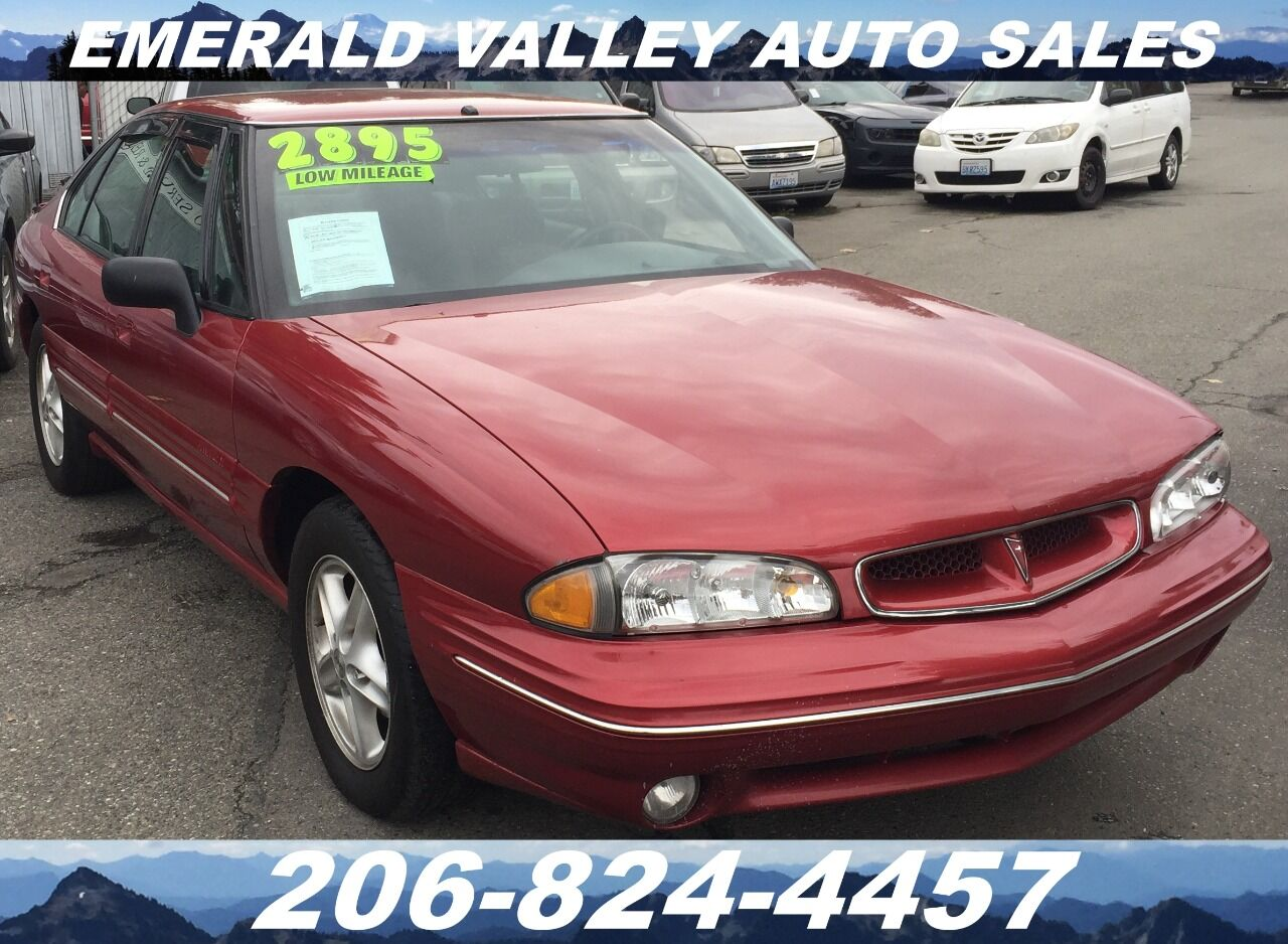 used 1998 pontiac bonneville for sale carsforsale com used 1998 pontiac bonneville for sale