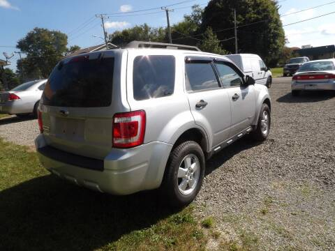 2008 Ford Escape for sale at English Autos in Grove City PA