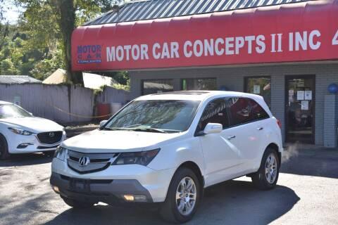 2007 Acura MDX for sale at Motor Car Concepts II - Apopka Location in Apopka FL