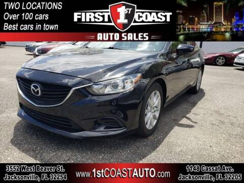 2017 Mazda MAZDA6 for sale at 1st Coast Auto -Cassat Avenue in Jacksonville FL