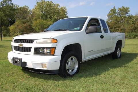 2004 Chevrolet Colorado for sale at New Hope Auto Sales in New Hope PA