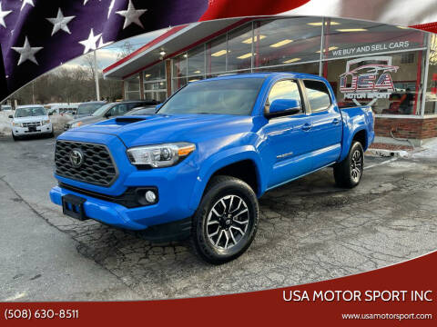 2020 Toyota Tacoma for sale at USA Motor Sport inc in Marlborough MA