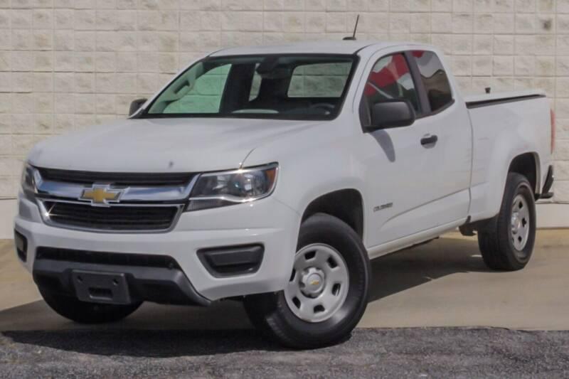 2016 Chevrolet Colorado for sale at Cannon Auto Sales in Newberry SC