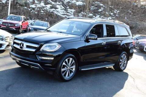 2015 Mercedes-Benz GL-Class for sale at Automall Collection in Peabody MA