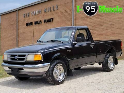 1996 Ford Ranger for sale at I-95 Muscle in Hope Mills NC