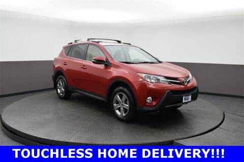 2015 Toyota RAV4 for sale at M & I Imports in Highland Park IL