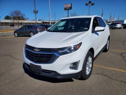 2018 Chevrolet Equinox for sale at Auto Connection in Manassas VA
