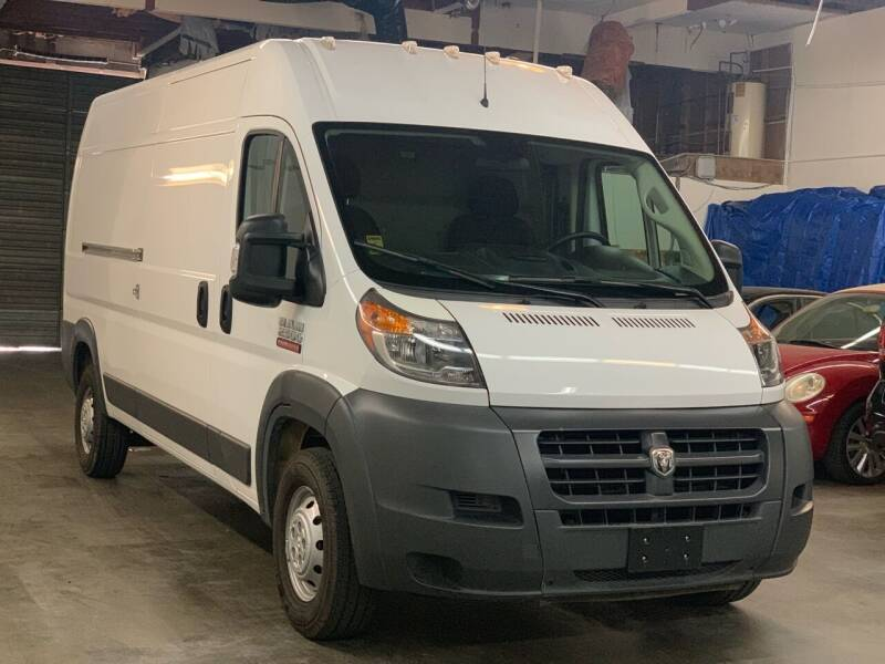 2018 RAM ProMaster Cargo for sale at AutoAffari LLC in Sacramento CA
