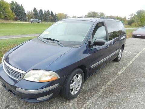 2002 Ford Windstar for sale at Dales Auto Sales in Hutchinson MN