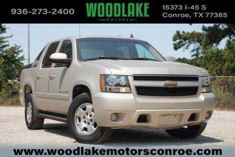 2007 Chevrolet Avalanche for sale at WOODLAKE MOTORS in Conroe TX