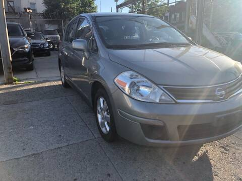 2012 Nissan Versa for sale at Luxury 1 Auto Sales Inc in Brooklyn NY