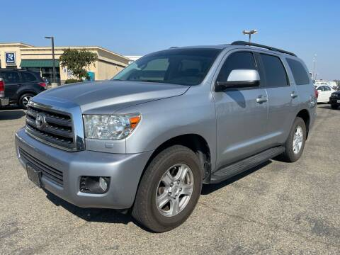 2015 Toyota Sequoia for sale at Deruelle's Auto Sales in Shingle Springs CA