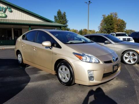2011 Toyota Prius for sale at Ridgeway's Auto Sales in West Frankfort IL