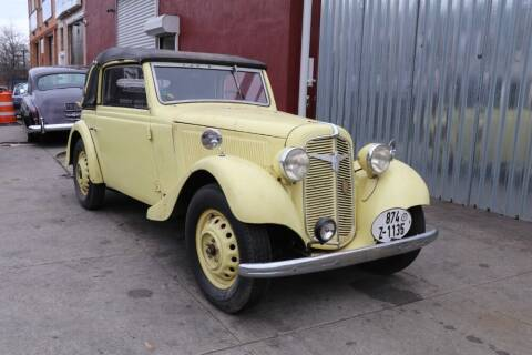 1939 Adler Trumpf Junior for sale at Gullwing Motor Cars Inc in Astoria NY