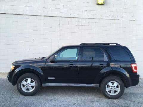 2008 Ford Escape for sale at Autofinders in Gulfport MS
