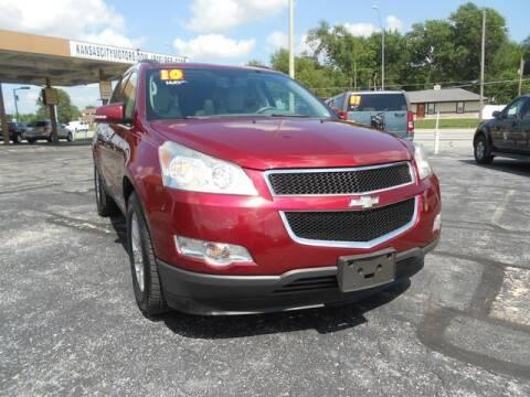 2010 Chevrolet Traverse for sale at Kansas City Motors in Kansas City MO