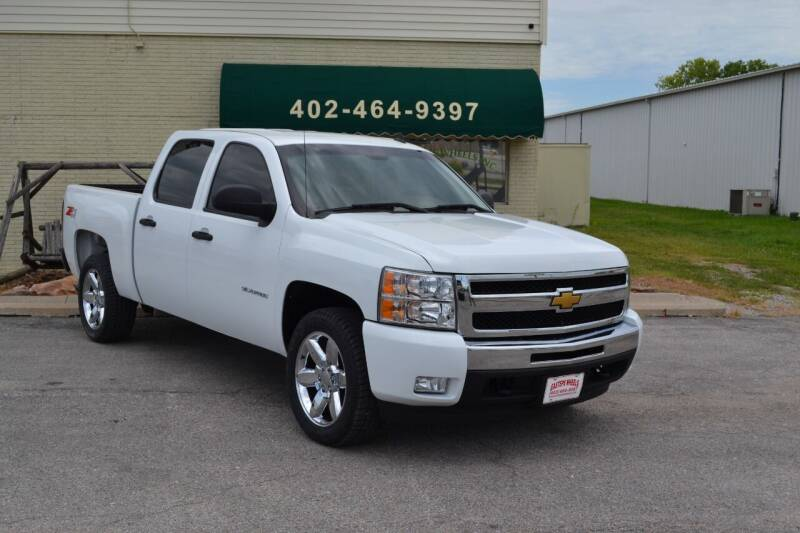 2013 Chevrolet Silverado 1500 for sale at Eastep's Wheels in Lincoln NE