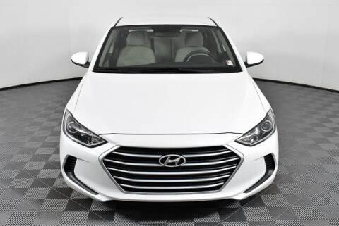 2018 Hyundai Elantra for sale at Southern Auto Solutions - Georgia Car Finder - Southern Auto Solutions-Jim Ellis Hyundai in Marietta GA